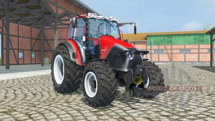 Lindner Geotrac 94 2011 with FL console для Farming Simulator 2013