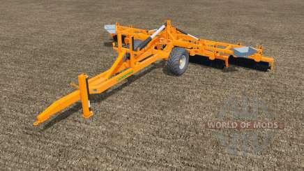 Laumetris TVLL-10 для Farming Simulator 2017
