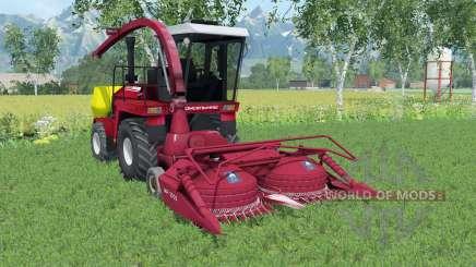 Палессе 2U250А с жатками для Farming Simulator 2015