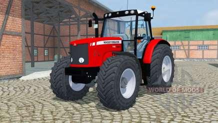 Massey Ferguson 7480 IC control для Farming Simulator 2013