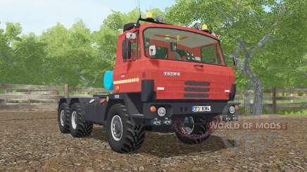 Tatra T815 6x6 для Farming Simulator 2017