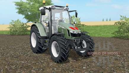 Massey Ferguson 5610&5613 fern green для Farming Simulator 2017