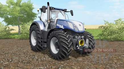 New Holland T7.290&T7.315 Heavy Duty для Farming Simulator 2017