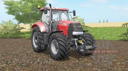 Case IH Puma 160 CVX real lights для Farming Simulator 2017