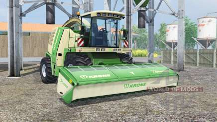 Krone BiG X 1000 MultiFruit для Farming Simulator 2013