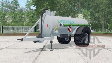 Kirchner K 10000 для Farming Simulator 2015