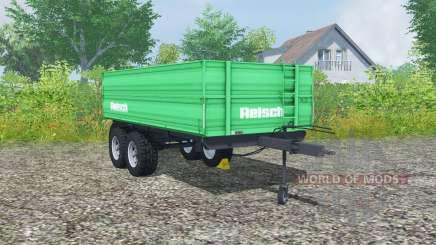 Reisch RTD 80 для Farming Simulator 2013