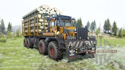 Кировец К-700А 8x8 для MudRunner