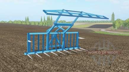Silagegabel для Farming Simulator 2017