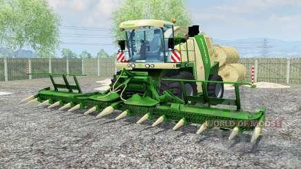 Krone BiG X 1100 beastpack для Farming Simulator 2013