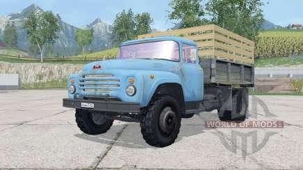 ЗиЛ-ММЗ-554 силосный для Farming Simulator 2015
