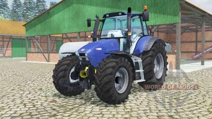 Hurlimann XL 130 klein blue для Farming Simulator 2013