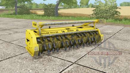Rabaud Xylor 1613 для Farming Simulator 2017