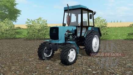 ЮМЗ-8240 для Farming Simulator 2017
