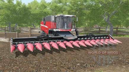 Massey Ferguson 9380 Delta with optional crawler для Farming Simulator 2017