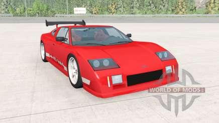 Civetta Bolide Evolution v0.690 для BeamNG Drive