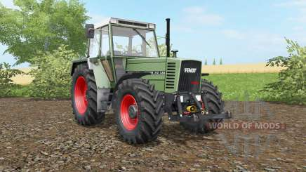 Fendt Farmer 310&312 LSA Turbomatiᶄ для Farming Simulator 2017