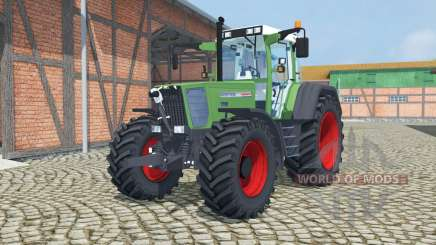 Fendt Favorit 818 Turbomatik sea green для Farming Simulator 2013