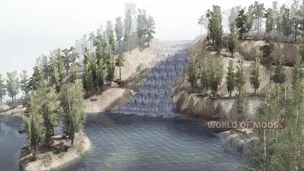 Wildcat Woodlands для MudRunner