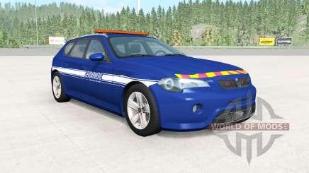 ETK 800-Series Gendarmerie для BeamNG Drive