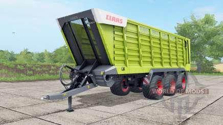 Claas Cargos 700-series для Farming Simulator 2017