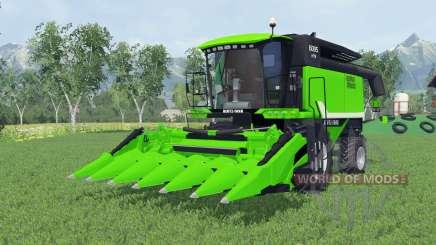 Deutz-Fahr 6095 HTS gᶉeeɳ для Farming Simulator 2015