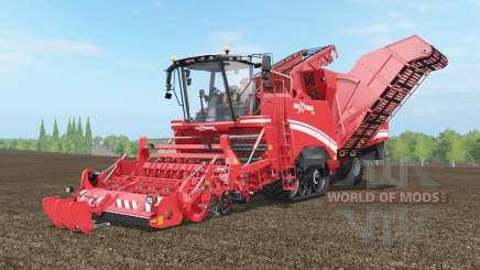 Grimme Maxtron 620 pale carmine для Farming Simulator 2017