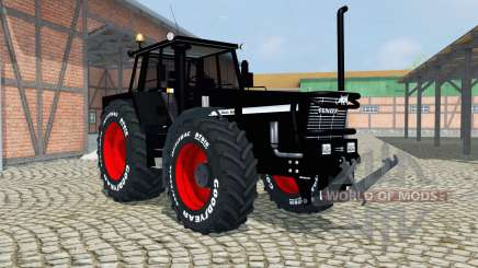 Fendt Favorit 622 Black Bull для Farming Simulator 2013