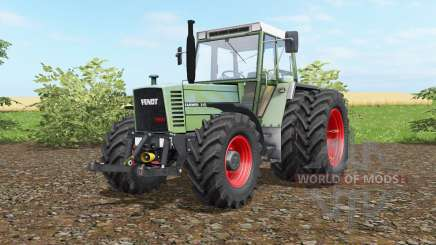 Fendt Farmer 310&312 LSA Turbomatik для Farming Simulator 2017