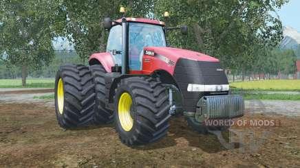 Case IH Magnum 380 CVT dual rear wheels для Farming Simulator 2015