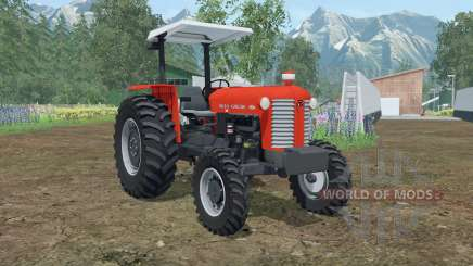 Massey Ferguson 95X 1973 для Farming Simulator 2015