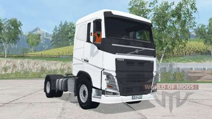 Volvo FH16 750 tractor 2014 для Farming Simulator 2015