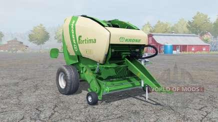 Krone Fortima V 1500 для Farming Simulator 2013