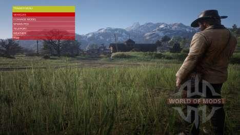 ScriptHook Tuxick для Red Dead Redemption 2 для RDR 2