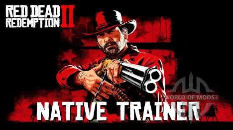 RDR 2 Native Trainer для RDR 2