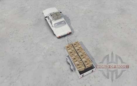 ГАЗ-31029 Волга для Spin Tires