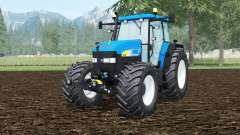 New Holland TM-series для Farming Simulator 2015