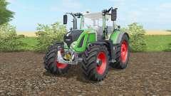 Fendt 716-724 Vario lightscript для Farming Simulator 2017