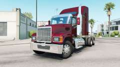 Mack Pinnacle CHU613 ruby red для American Truck Simulator