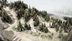 Canyons для MudRunner
