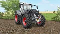 Fendt 930-948 Vario Black Edition для Farming Simulator 2017