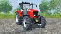 Massey Ferguson 5475 light brilliant red для Farming Simulator 2013