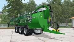 Samson PGII 25 north texas green для Farming Simulator 2015