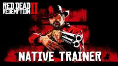 Native Trainer для RDR 2