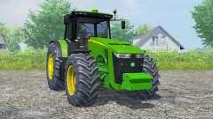 John Deere 8360R islamic greeɲ для Farming Simulator 2013