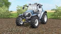 Lindner Lintrac 90 lapis lazuli для Farming Simulator 2017