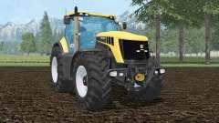 JCB Fastraꞔ 8310 для Farming Simulator 2015