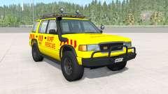 Gavril Roamer Surf Rescue v0.5 для BeamNG Drive