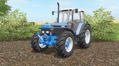 Ford 8340 FL console для Farming Simulator 2017