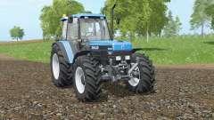 New Hollaɲɗ 8340 для Farming Simulator 2017